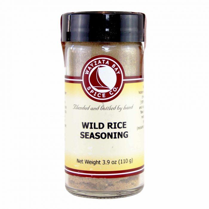 Wayzata Bay Spice Wild Rice Seasoning