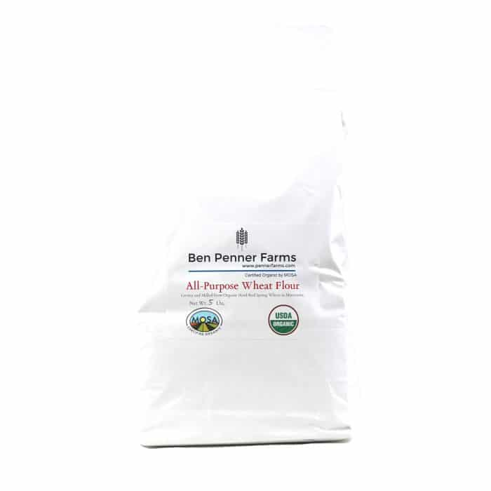 Ben Penner Farms Whole Wheat All Purpose Flour