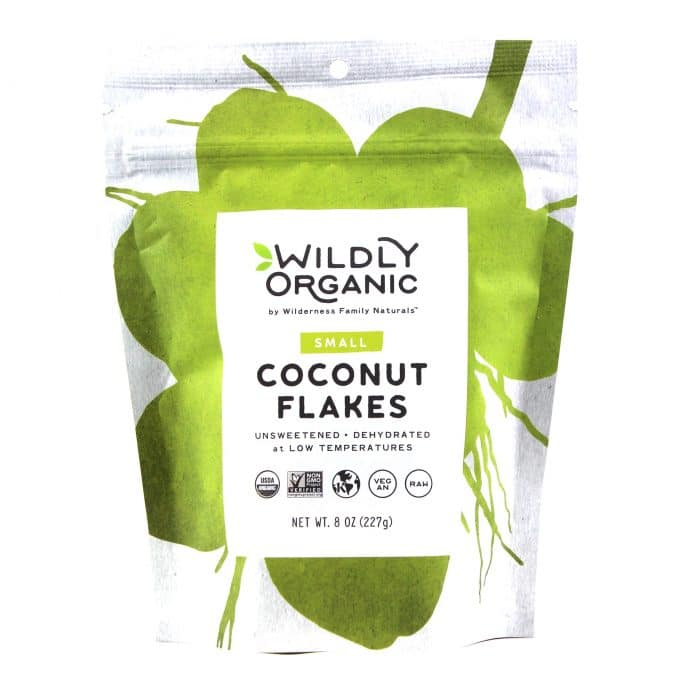 Wildly Organic Coconut Flakes
