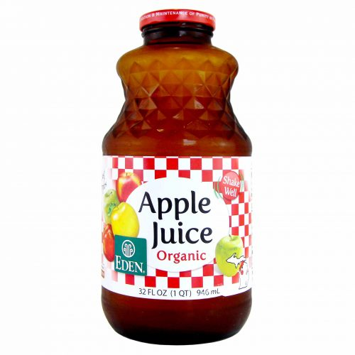 Eden Organic Apple Juice