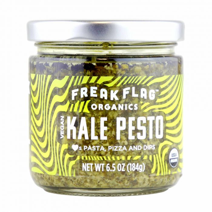 Freak Flag Organics Kale Pesto