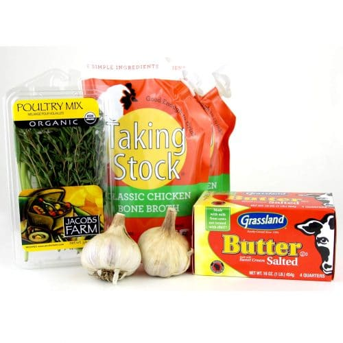 Butter and Herb Roasted Bundle