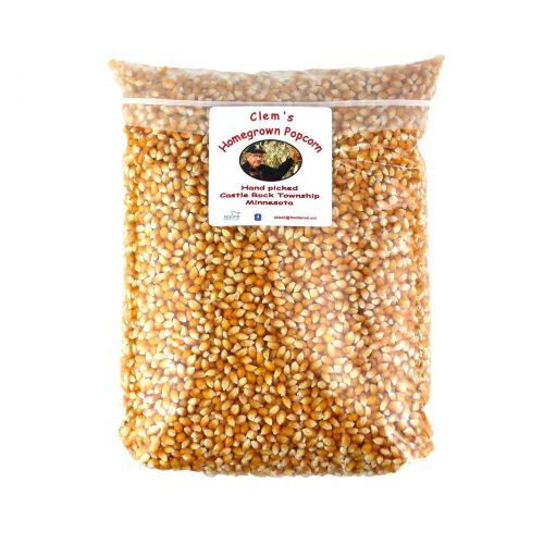 Clems Popcorn 5lb Bag