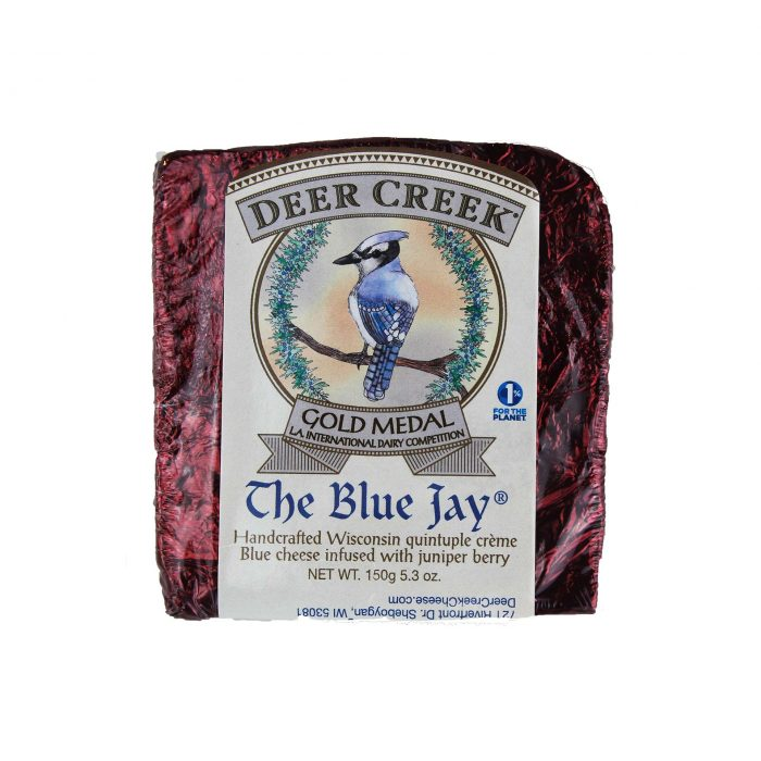 Deer Creek The Blue Jay Blue Cheese