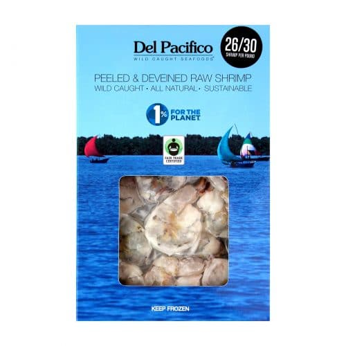 Del Pacifico Raw Shrimp