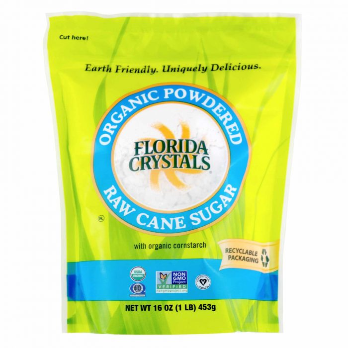 Florida Crystals Organic Powdered Sugar