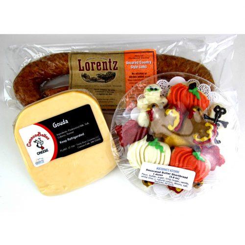 Hostess Bundle Sausage Cookies Cheese