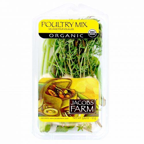 Jacobs Farm Organic Poultry Herb Mix