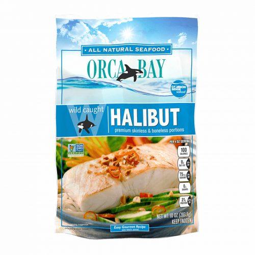 Orca Bay Halibut
