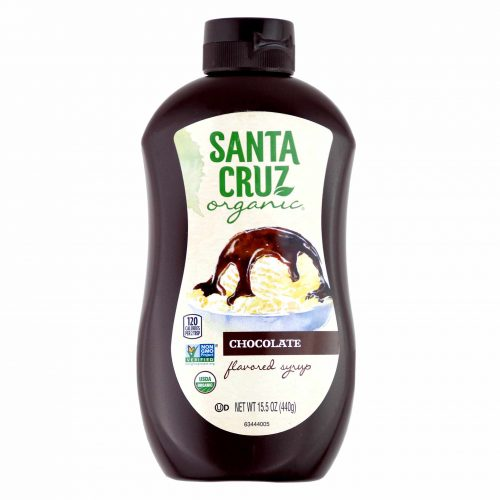 Santa Cruz Organic Chocolate Flavored Syrup