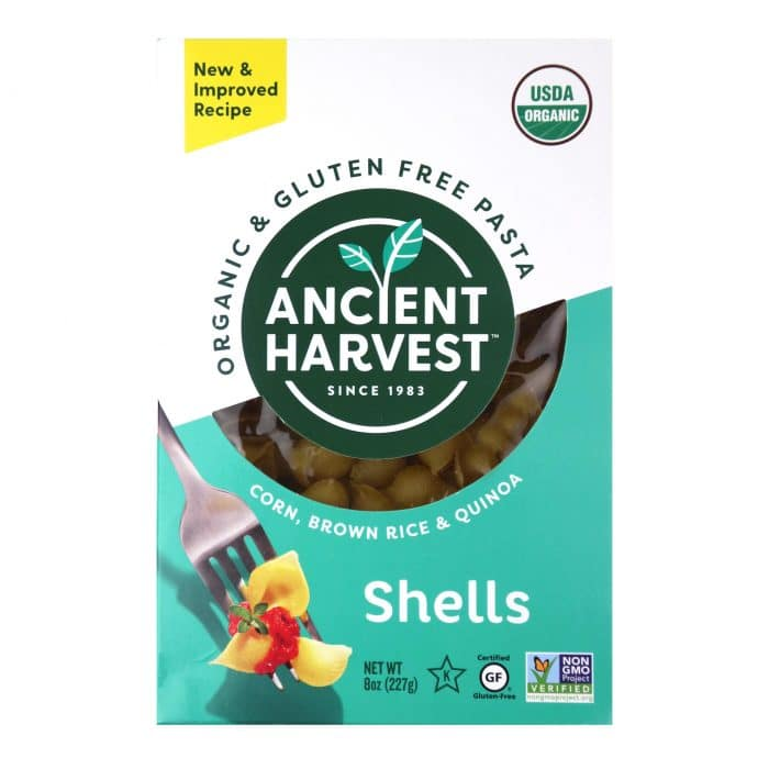 Ancient Harvest Gluten Free Pasta Shells