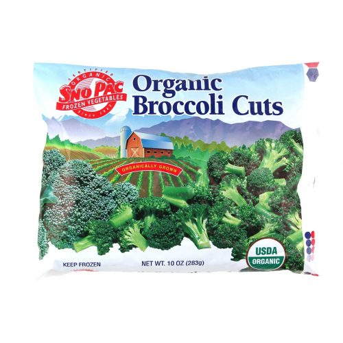 Sno Pac Organic Broccoli Cuts