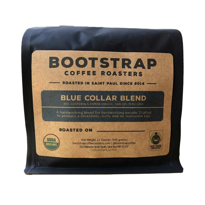 Bootstrap Coffee Roasters Blue Collar Blend