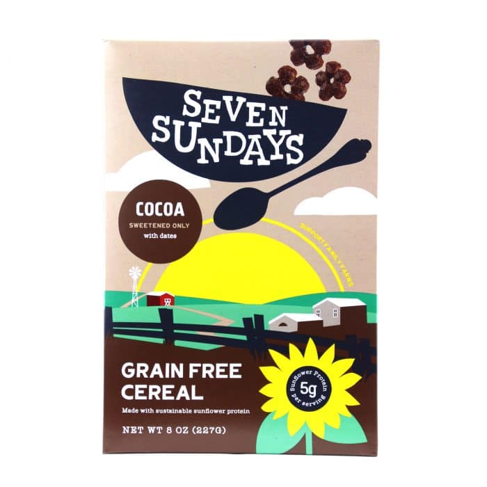 Seven Sundays Cocoa Breakfast Cereal